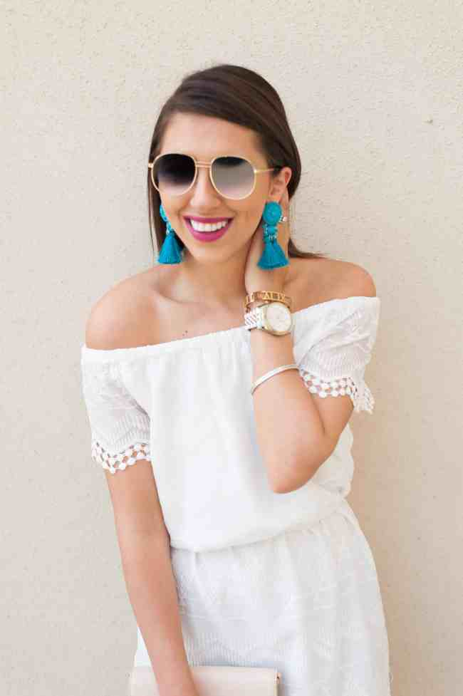Dress Up Buttercup // A Houston-based fashion and inspiration blog developed to daily inspire your own personal style by Dede Raad   A Splash of Sass
