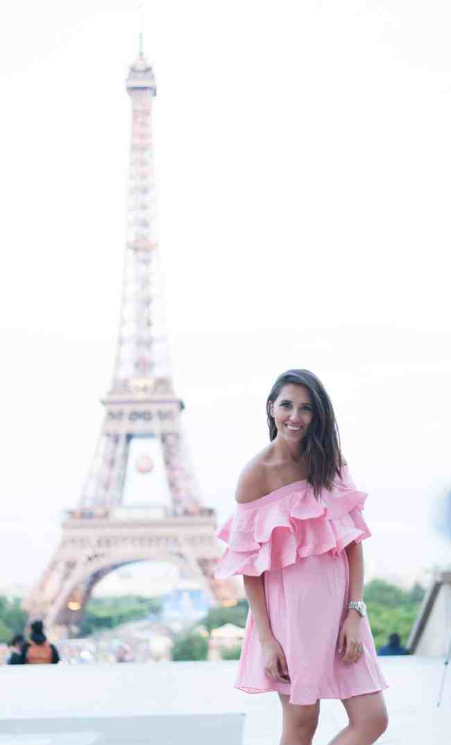 Dress Up Buttercup // A Houston-based fashion and inspiration blog developed to daily inspire your own personal style by Dede Raad   The Eiffel