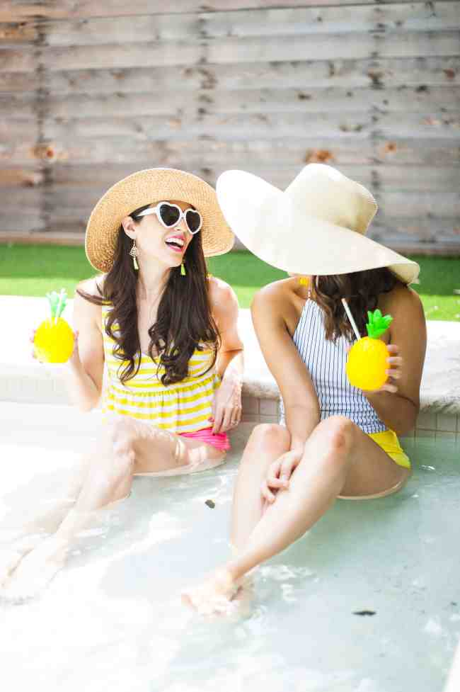 Dress Up Buttercup // A Houston-based fashion and inspiration blog developed to daily inspire your own personal style by Dede Raad | Summer Swim