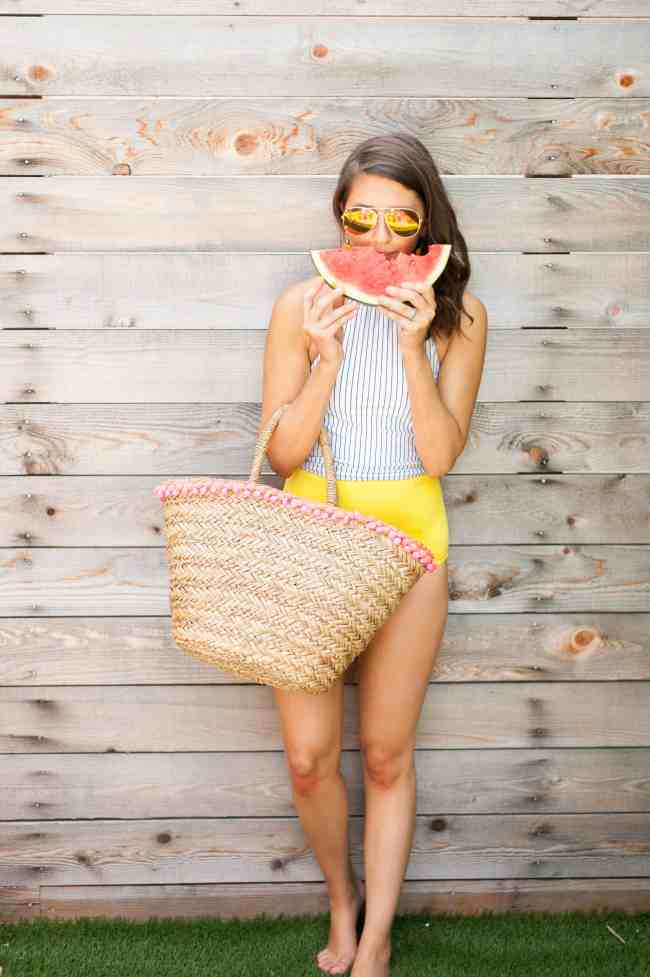 Dress Up Buttercup // A Houston-based fashion and inspiration blog developed to daily inspire your own personal style by Dede Raad   Summer Swim