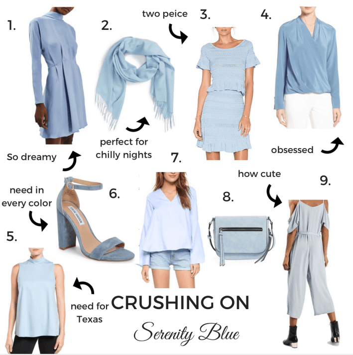 Dress Up Buttercup // A Houston-based fashion and inspiration blog developed to daily inspire your own personal style by Dede Raad | Crushing on Serenity Blue
