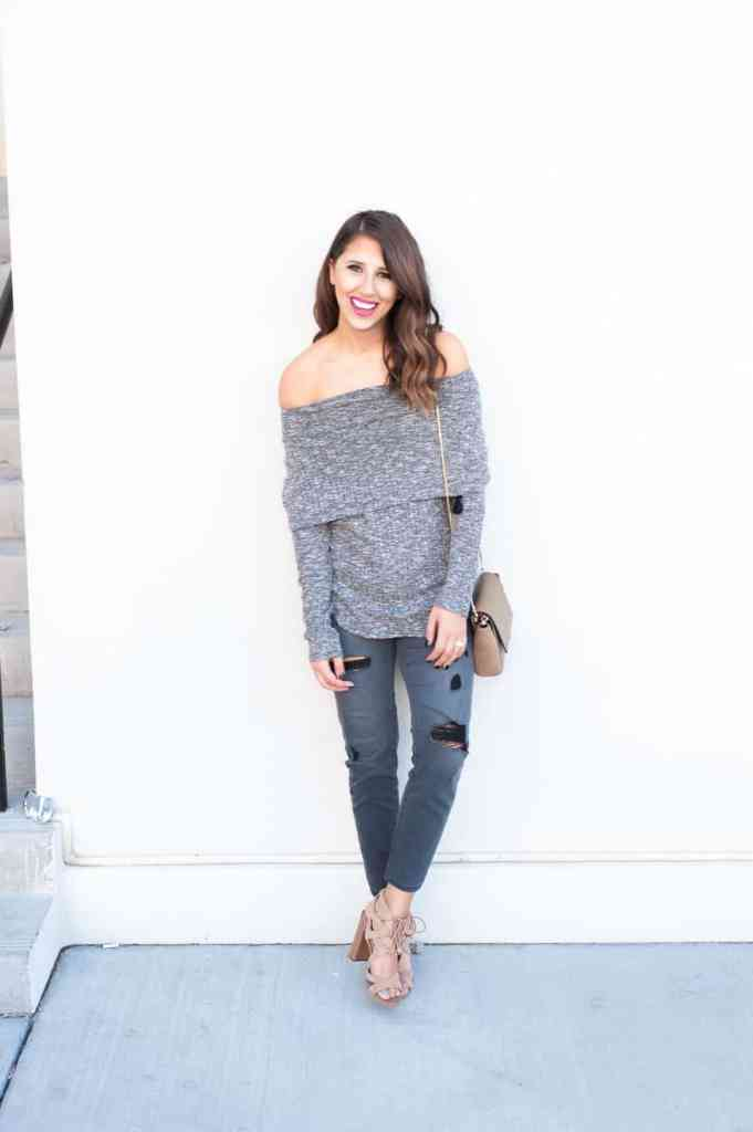 Dress Up Buttercup // A Houston-based fashion and inspiration blog developed to daily inspire your own personal style by Dede Raad   Versatile Sweater