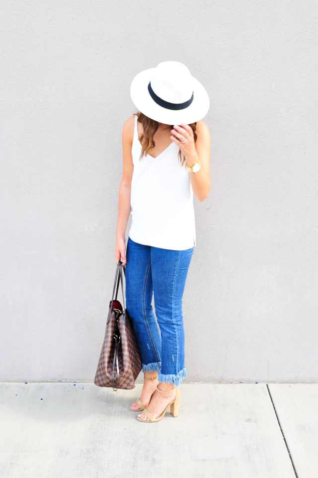 Dress Up Buttercup // A Houston-based fashion and inspiration blog developed to daily inspire your own personal style by Dede Raad | Fringe Denim On Trend