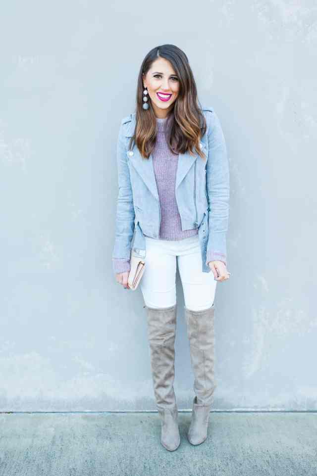 Dress Up Buttercup // A Houston-based fashion travel blog developed to daily inspire your own personal style by Dede Raad   Winter White