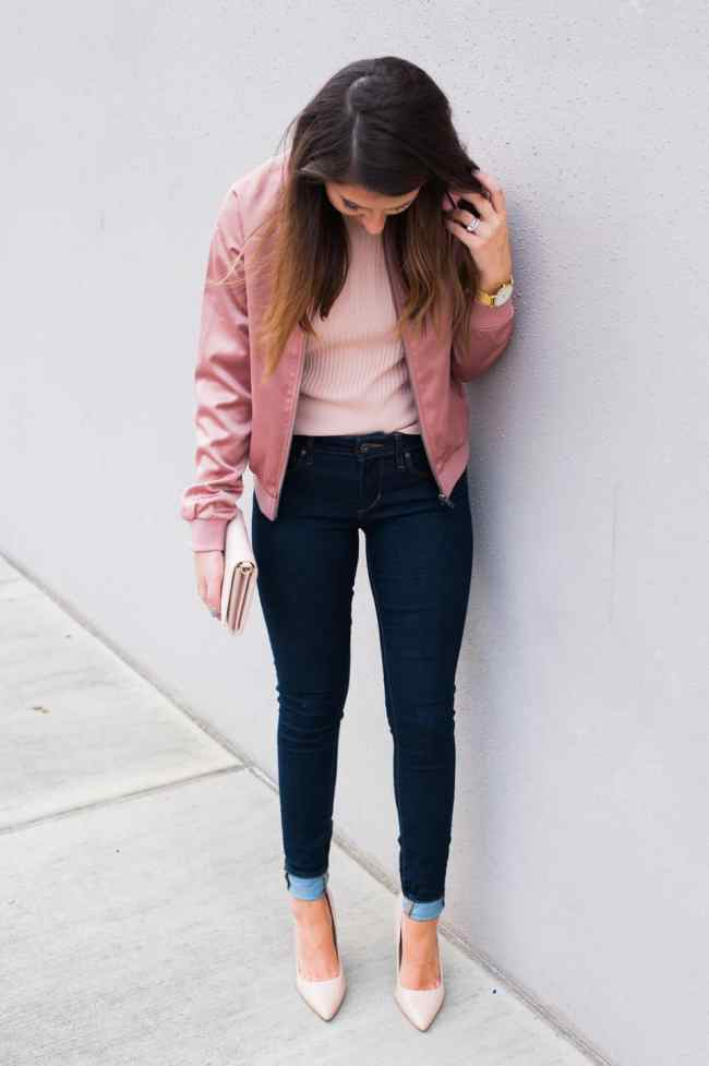 Dress Up Buttercup Dede Raad Pink On Pink Bomber
