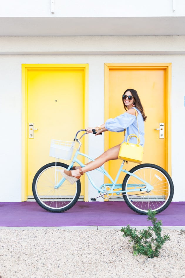 Dress Up Buttercup // A Houston-based fashion travel blog developed to daily inspire your own personal style by Dede Raad | Welcoming Spring in Palm Springs