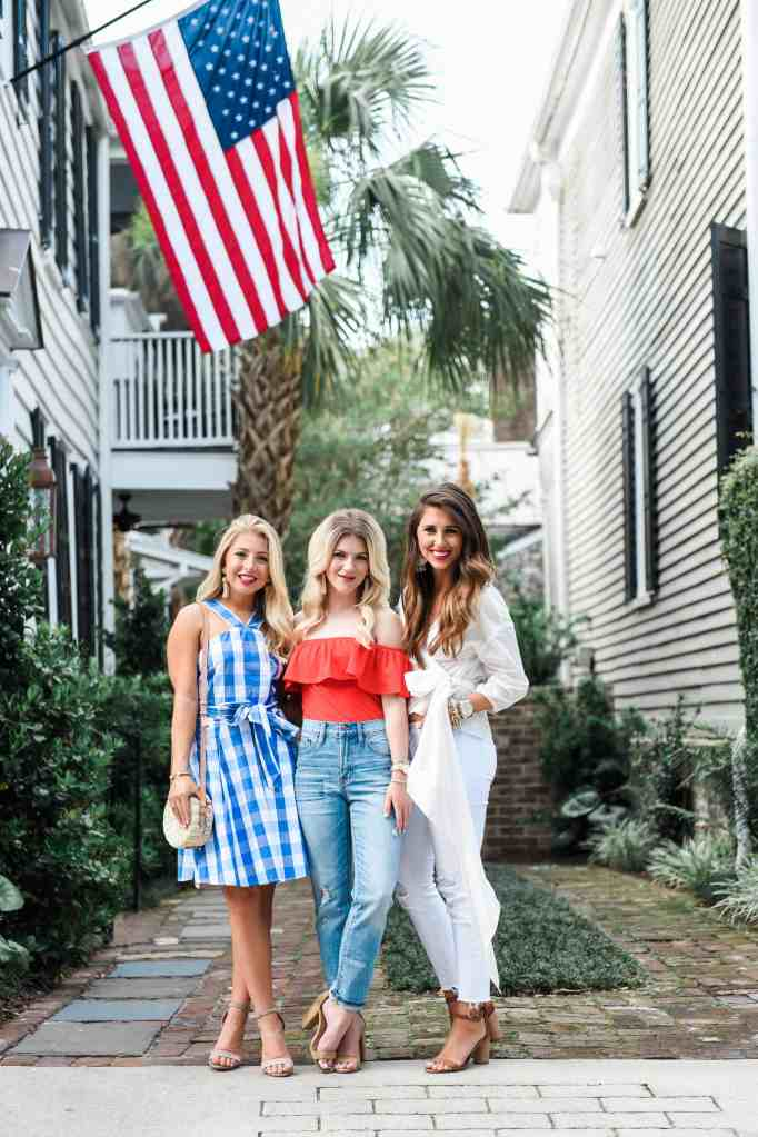 Dress Up Buttercup, Dede Raad, Houston Blogger, Fashion blogger, Forth of July