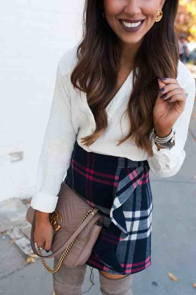 Plaid Skirt   Dress Up Buttercup