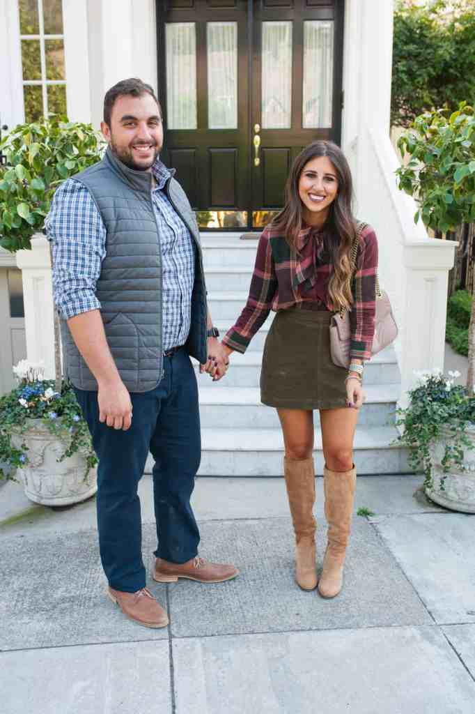 The Raads in Plaid I Dress Up Buttercup