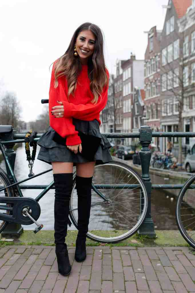 Christmas Look on the Canal | Dress Up Buttercup