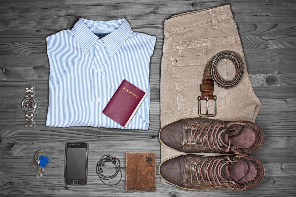 Eine Geldbörse wird oft genutzt - sie sollte deshalb wie die Kleidung oder die Schuhe ein stilsicheres Statement des Trägers sein - Portemonnaies aus dem Naturmaterial Kork