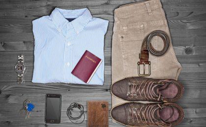 Eine Geldbörse wird oft genutzt - sie sollte deshalb wie die Kleidung oder die Schuhe ein stilsicheres Statement des Trägers sein.