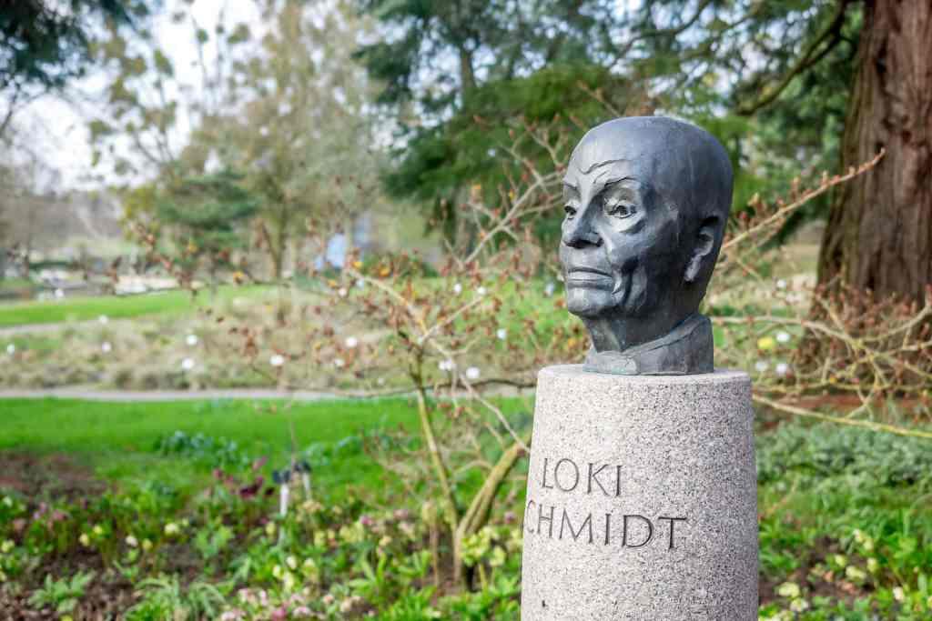 Loki-Schmidt-Garden