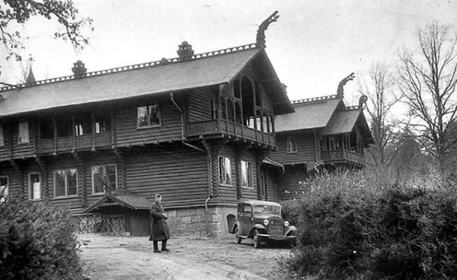 история деревянных памятников
