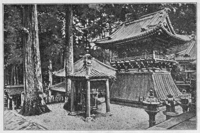 религиозный центр Никко Япония
