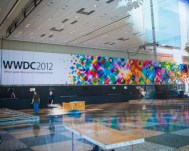 apple WWDC 2012 Setup 003