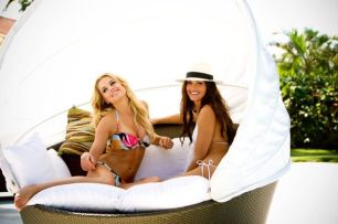 Behind The Scenes of Surfing Magazine's Swimsuit Calendar Shoot 027