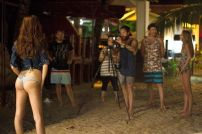 Behind The Scenes of Surfing Magazine's Swimsuit Calendar Shoot 041