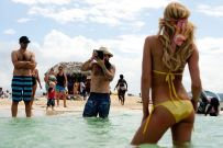 Behind The Scenes of Surfing Magazine's Swimsuit Calendar Shoot 044
