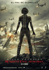 Chat Live with Milla Jovoich as she premieres 'Resident Evil- Retribution' Trailer 011