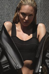 Candice Swanepoel Collier Schorr Photoshoot for Muse Magazine Summer 2012 Hi Res Photos - 005
