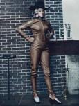 Linda Evangelista for W Magazine September 2012 [Photos] - 011