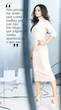 Mila Kunis Vogue Russia August 2012 Photos - 002
