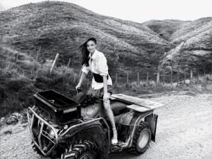 Miranda Kerr New York Times Style Magazine by Orlando Bloom Photos - 008