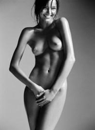 Miranda Kerr Nude for Laurent Darmon Photos - 001