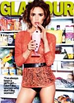 Victoria Beckham Glamour Magazine September 2012 [Photos] - 001