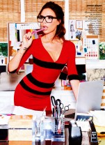Victoria Beckham Glamour Magazine September 2012 [Photos] - 004