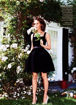 Victoria Beckham Glamour Magazine September 2012 [Photos] - 005