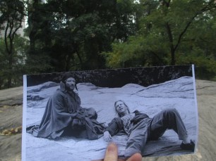 Movie Scenes Overlapped With Real LifeThe Fisher King (1991) 010