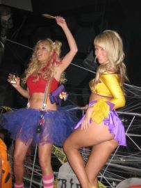 History of Sara Jean Underwood's Halloween Costumes [Photos] 018