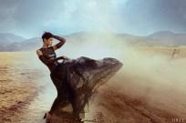 Rihanna Vogue US November 2012 by Annie Leibovitz [Photos] 002