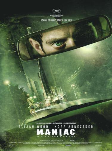 Maniac 2013 Red Band Trailer - Elijah Wood Gets Blood [Movie Trailer] 004