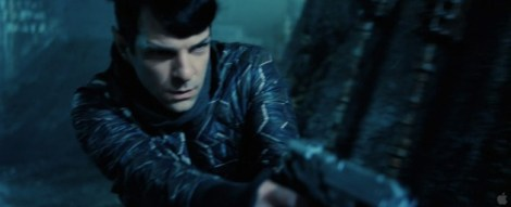 First Look- Star Trek Into Darkness Official Teaser Trailer and Pics [Movies] 011