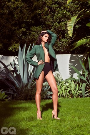 Morena Baccarin for GQ Magazine UK March 2013 [Photos] 01