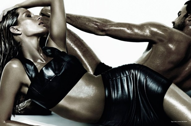 Gisele Bundchen by Mario Testino for Vogue Brasil June 2013 [Photos] 11