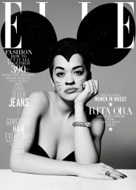 Rita Ora for Elle Magazine May 2013 [Photos:Music] 04