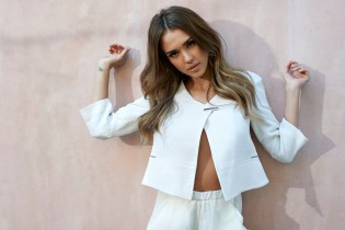 Jessica Alba - The Sunday Times Style UK June 2013 by Eric Guillemain [Photos] 01