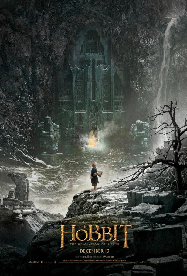 The Hobbit- The Desolation of Smaug - Official Teaser Trailer and Pics [Movies] 11