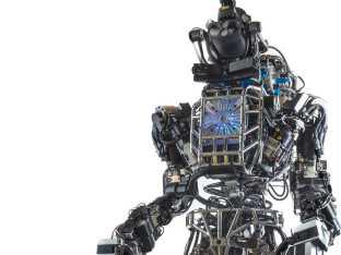 DARPA's Atlas Robot the Real-Life Terminator - 02