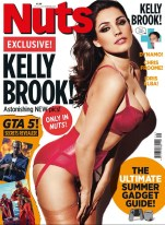 Kelly Brook for Nuts Magazine July 2013 - 11