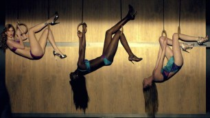 Agent Provocateur's Sexy Ad for winter 2013 featuring Irina Shayk-07