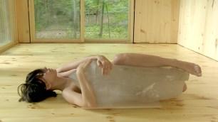 Watch Lady Gaga Naked in Marina Abramovic's Art Piece | NSFW-07