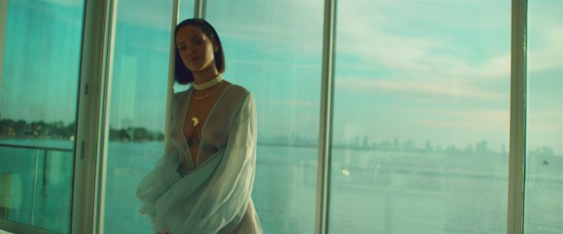 Rihanna-Needed Me-Music Video 1 naked