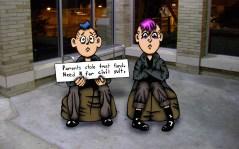 Panhandlers