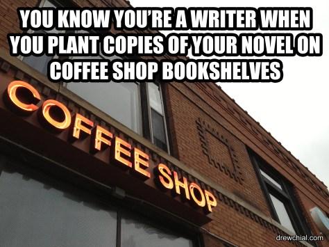Plant your novel