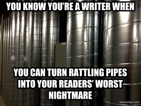 Rattling Pipes